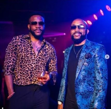 """If You Weren't My Friend, Jealousy Would Have Killed Me"" – Banky W Celebrates With Ebuka Obi-Uchendu On His Birthday"