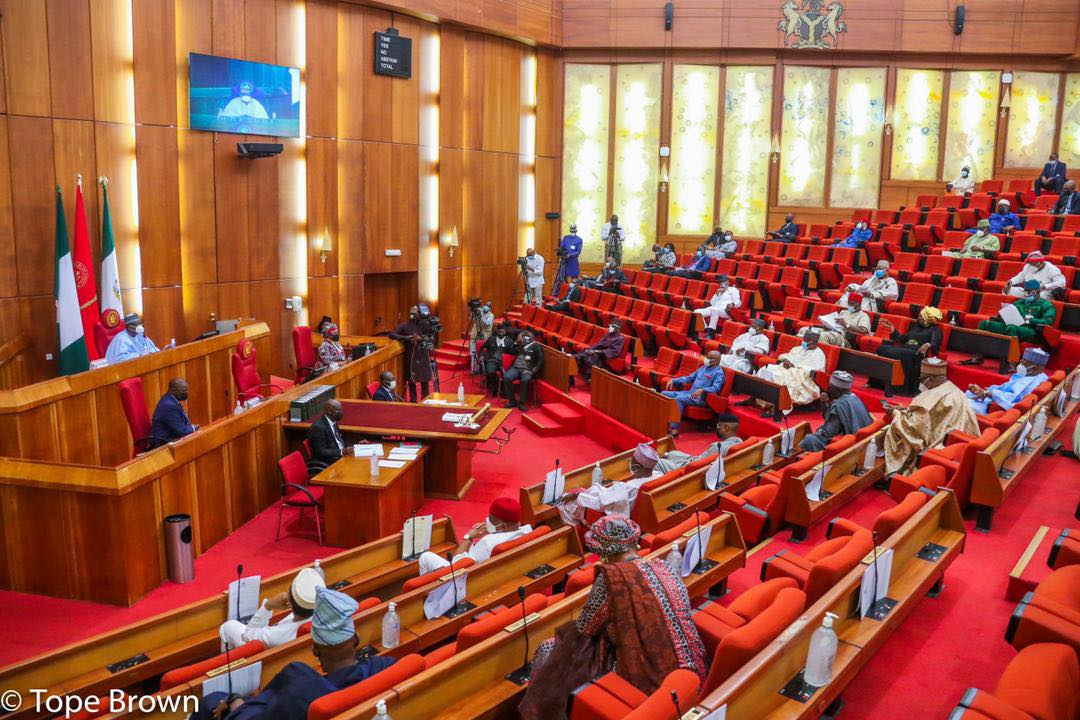 Electronic Result Transmission Tears Senate Apart