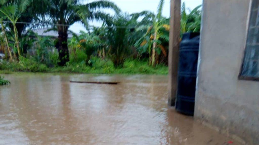 Horror! Scores Dislodged, Properties Destroyed As Flood Wreaks Havoc In Ekiti