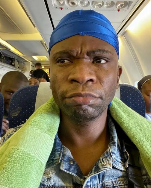 Singer Speed Darlington Laments After A Girl Demanded N14,600 From Him As Her Cab Fare (Video)
