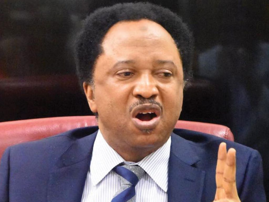 Shehu Sani Expresses Shock As Gunmen Kill Major General Ahmed, Abduct Sister In Abuja