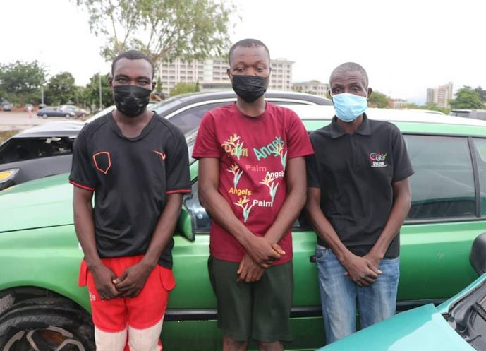 Police Nab 'One-Chance' Robbery Syndicate, Receiver Of Stolen Goods In Abuja