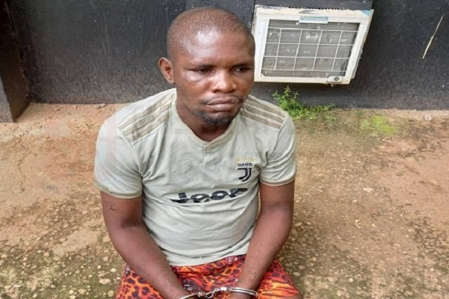 End Of The Road! Police Nab Member Of Notorious Gang That Specializes In Robbing Bank Customers In Edo
