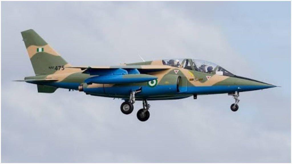 How Bandits Shot Down NAF Fighter Jet In Zamfara