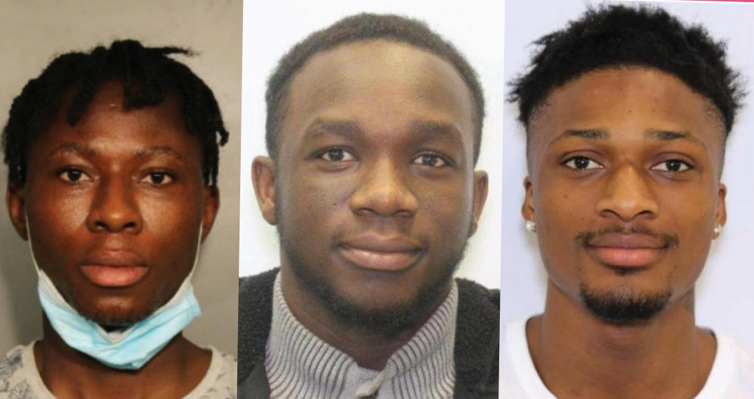 Young Nigerian Yahoo Boys Arrested In US Over $2.6 Million Fraud (Photo)