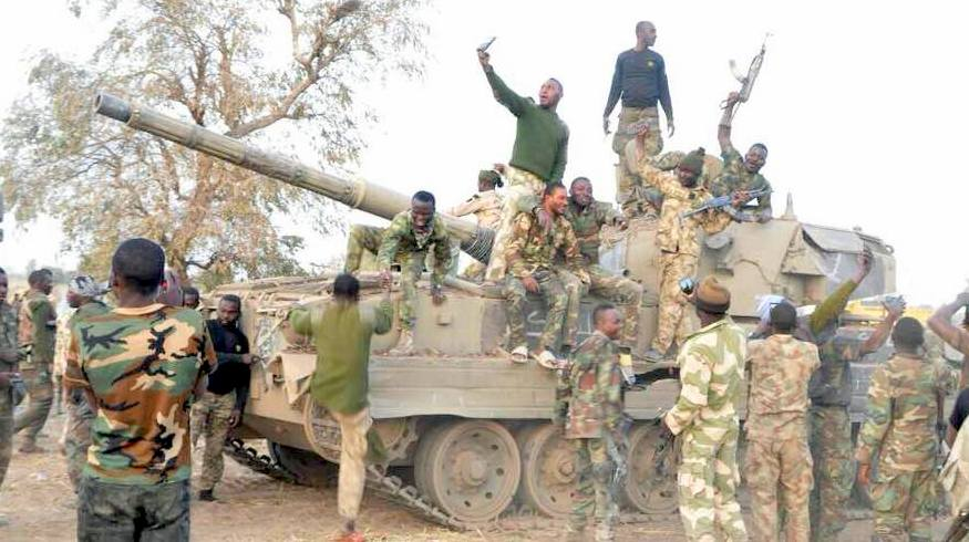 Troops Eliminate Many Boko Haram/ISWAP Terrorists In Borno During Gun Battle