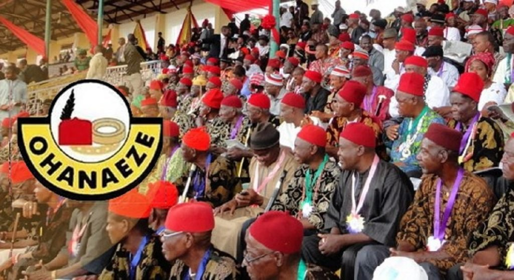 We Are Not Moved By Empty Threats – Ohanaeze to Northern Groups