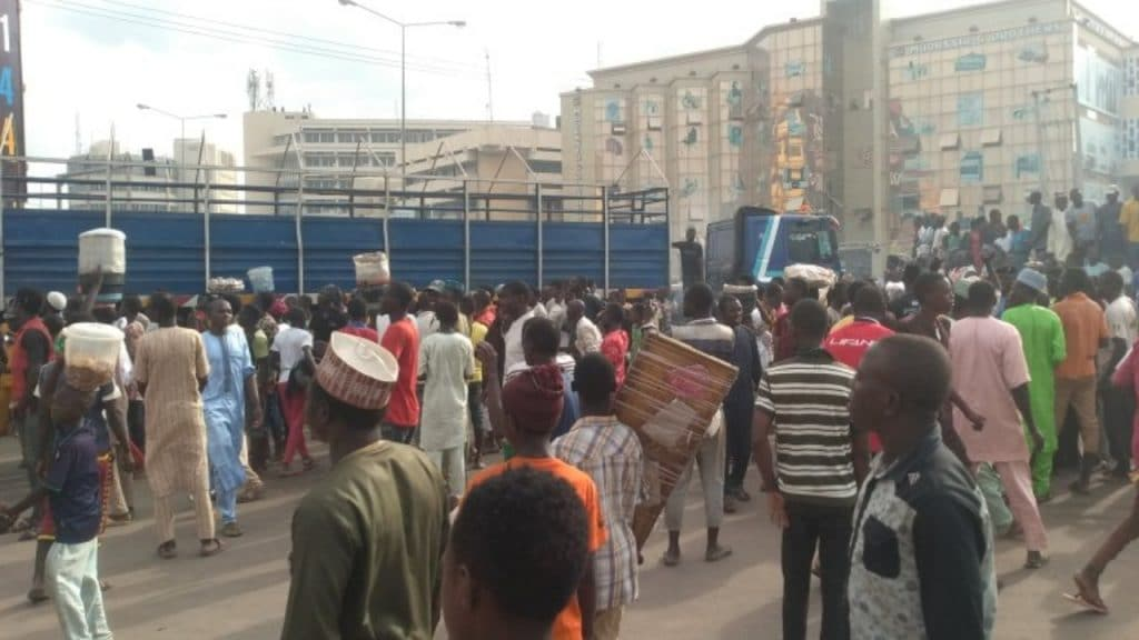 Horror! Driver Crushes Food Seller To Death In Ondo