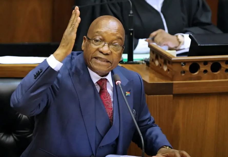 South African Court Postpones Jacob Zuma's Trial For One Month