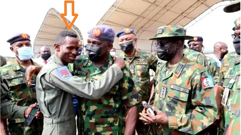 'How I Escaped From Bandits After My Fighter Jet Crashed'