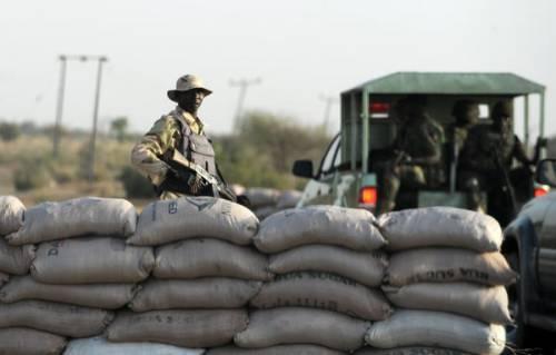 Three Dead As Gunmen Attack Nigerian Army's Checkpoint In Delta