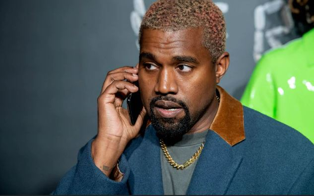 Kanye West Returns To Instagram After Two Years And He's Following Only Kim Kardashian
