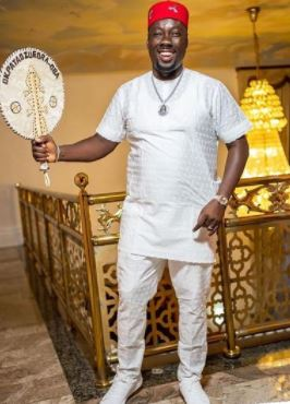 """""""In 2013, I Pushed 53 Uneducated Oba Boys Into the Market to Learn to Trade"""" – Obi Cubana Speaks On His Wealth"""