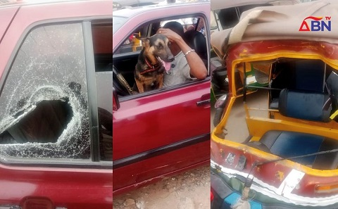 Photo of Robbers Involved In Accident While Escaping In Abia