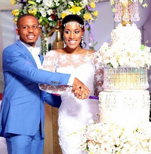 ''I Knew Shortly After We Met That You Were The One For Me''- Rapper, Naeto C's Wife Writes As The Mark 9th Wedding Anniversary