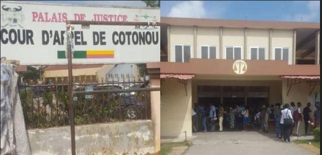 Yoruba Nation Activist Sunday Igboho Arrives Beninise Court