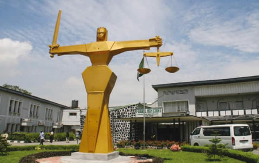 Drama as Lawyer, Aisha Asks Court To Remand Man Named 'Buhari' In Custody Over Abuja Land Deal