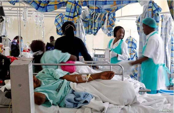 Death Toll Hit 60 As Cholera Cases Rise To 698 From 604 In 72 Hours In FCT