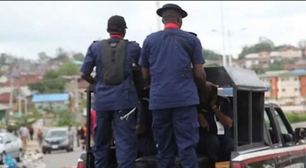 NSCDC Arraign Two Over Alleged R*pe Of Teenagers In Ibadan