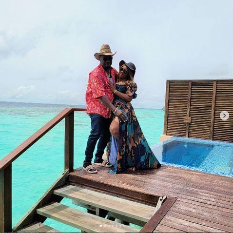 Obi Cubana Leaves Nigeria For Maldives