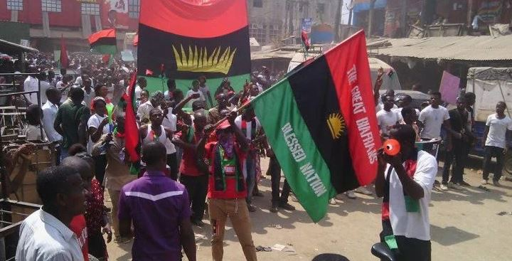 IPOB's Bank Account In US Closed 'Over Alleged Fraud'
