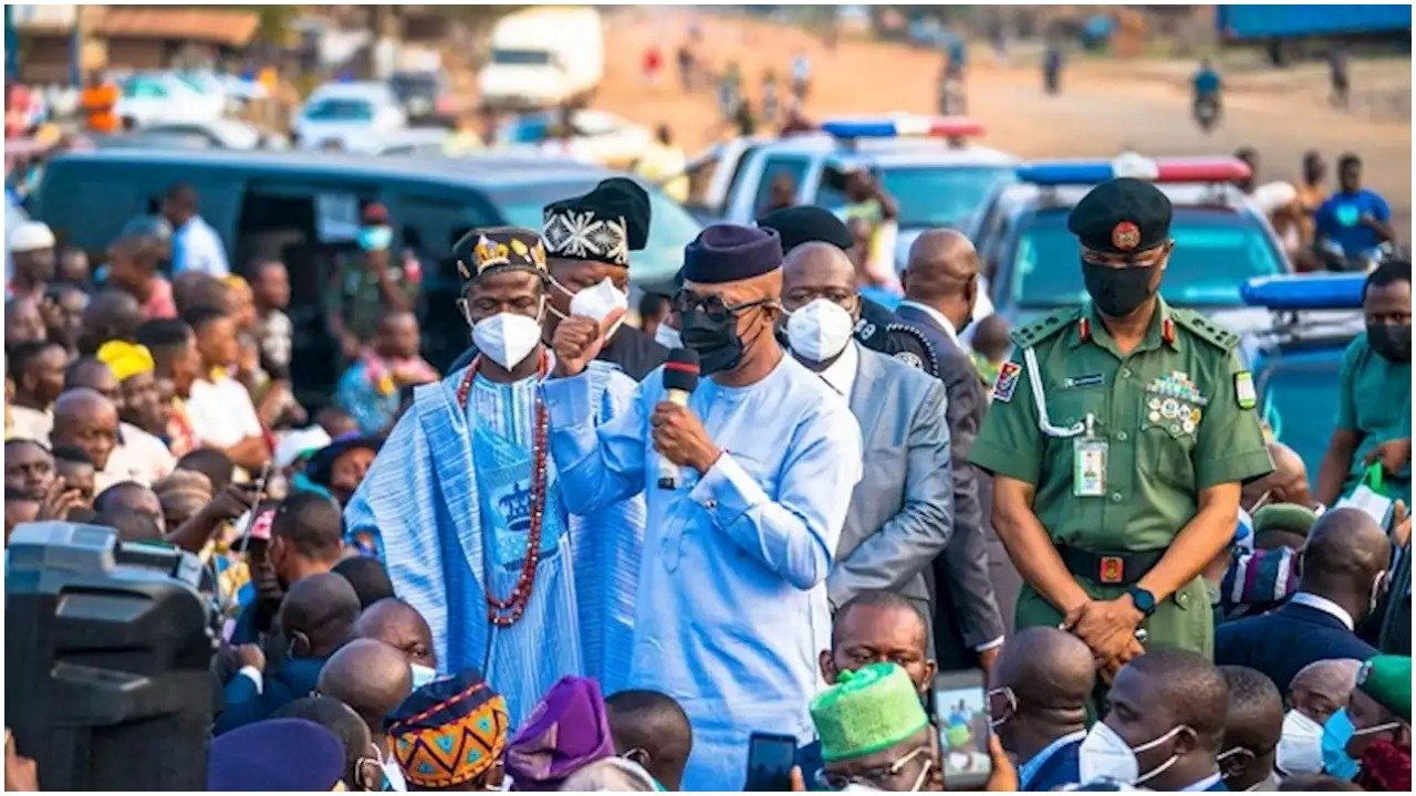 Horror! One Person Shot As Governor Abiodun Leads APC Campaign In Ogun