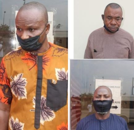 Three Sureties Arraigned For The Perversion Of Justice In Edo