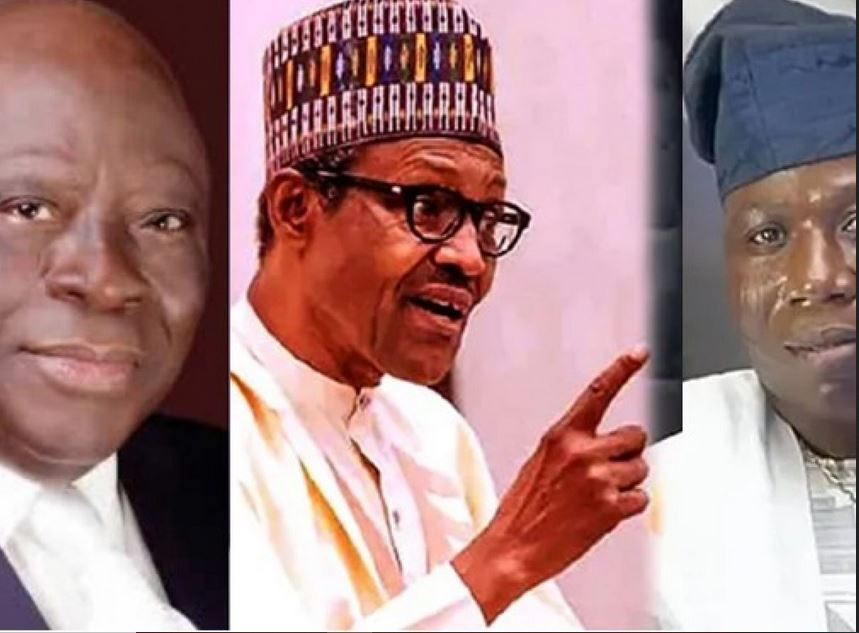 We Call On God To Deal With Buhari -Afenifere Chieftain Ayo Adebanjo Condemns Igboho's Arrest