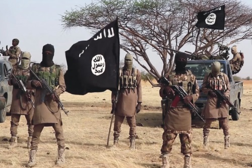 ISWAP Terrorists Block Maiduguri-Damaturu Road, Abduct Christian Passengers, Leave Muslims