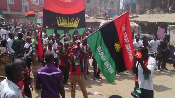 IPOB Opens Up After US Account Was Closed Over Alleged Fraudulent Activity