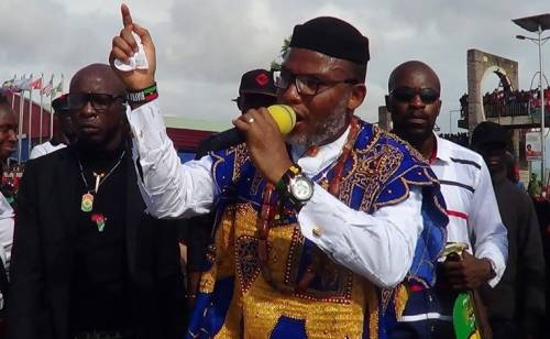 Nnamdi Kanu Fighting For Christians, Oppressed Nigerians – Brother Speaks