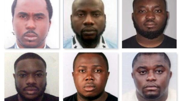 FBI Declares Six Nigerians Wanted (Pictures, Names & Profile)