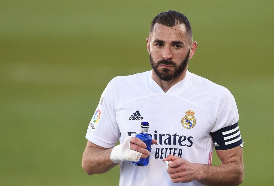 Benzema Tests Positive For COVID-19