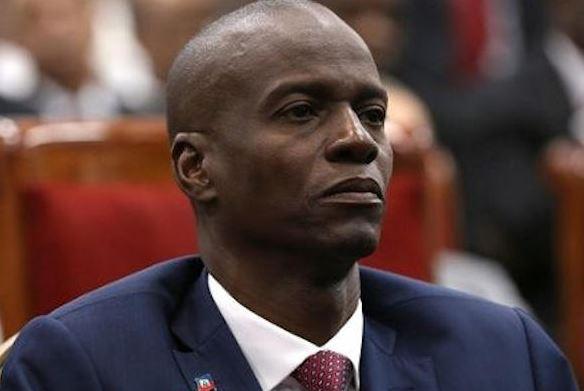 Murdered Haiti President, Jovenel Moïse Buried Amid Tears (Photos)