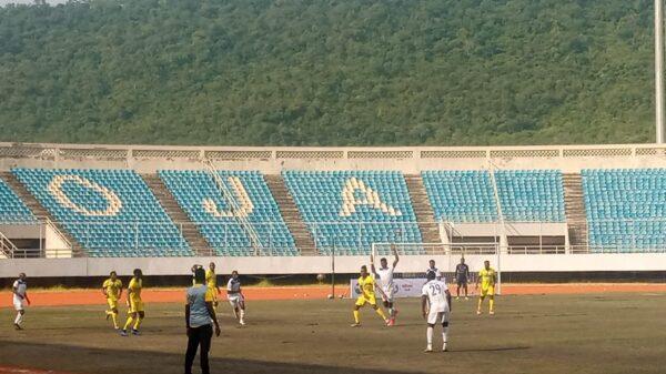 Sunshine Stars Knock Kano Pillars Out Of Aiteo Cup