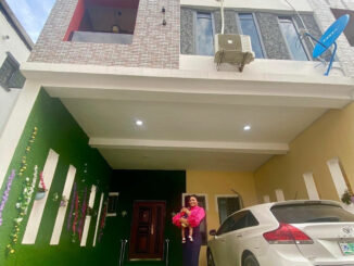 Actress, Etinosa Shows Off Her Multimillion Naira Mansion In Lagos (Photos)