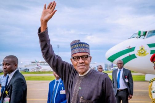 Buhari Travels to London for Medical Check-up