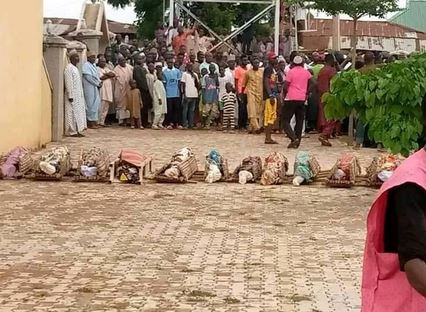 Tragedy As Six Family Members, 12 Others Die In Kano Motor Accident (Photos)
