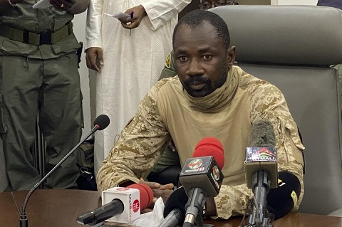 Man Accused Of Trying To Kill Mali's Military President Dies In Custody