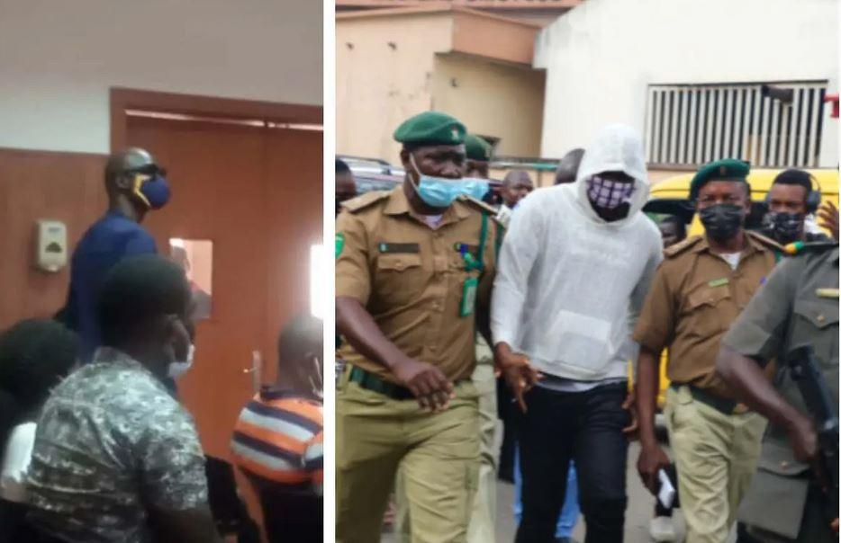 Baba Ijesha Arrives Court As Sexual Assault Trial Begins
