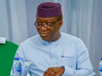 National Assembly is Giving an Impression of a Hidden Agenda, INEC Should Determine When to Use Electronic Transmission of Results – Gov Fayemi