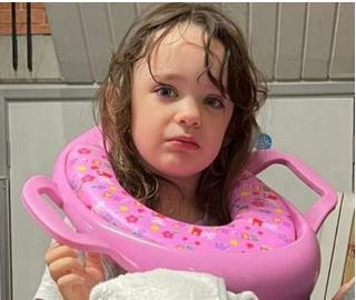 Firefighters Called To Rescue 3-year-old Girl Who Got Her Head Stuck In Toilet Seat