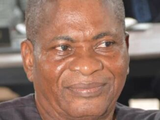 Ex -NCAA DG Onyeyiri Dies At 72