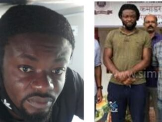 Three Nigerians Arrested With Drugs Worth Over N118m In India (Photos)