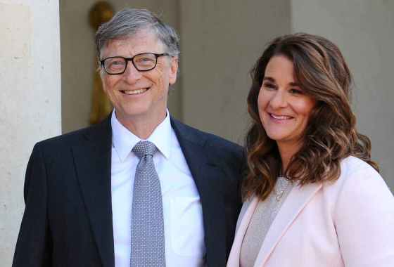"""Bill Gates blames himself for """"messing up"""" on marriage divorce"""