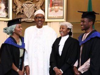 Multi-million Naira UK Schools Buhari's Children Attended