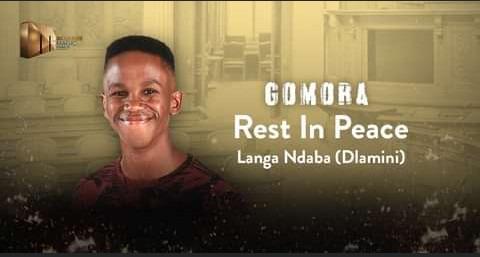 The real reason Langa exited Gomora