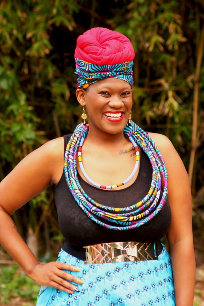 Imbewu's Priscillar Joins Skeem Saam As Nandi, Sifiso's Wife