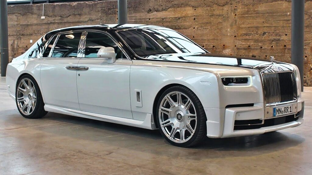 GVE London Clears Air On The Controversial Rolls Royce Phantom Vehicle