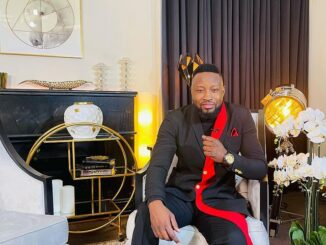 From Edwin Mutongwizo To Edd Branson..Prophet Officially Changes Birth Name